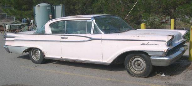 Classics1959 Mercury Park Lane 2 door Hardtop Coupe #2 For Sale