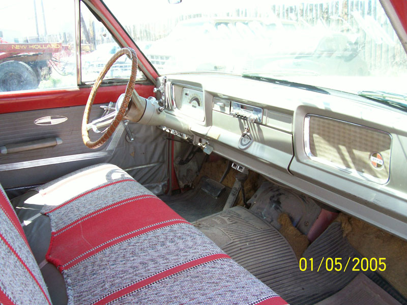 1964 Jeep J 100 4 Door Custom Wagoneer 4x4 Station Wagon