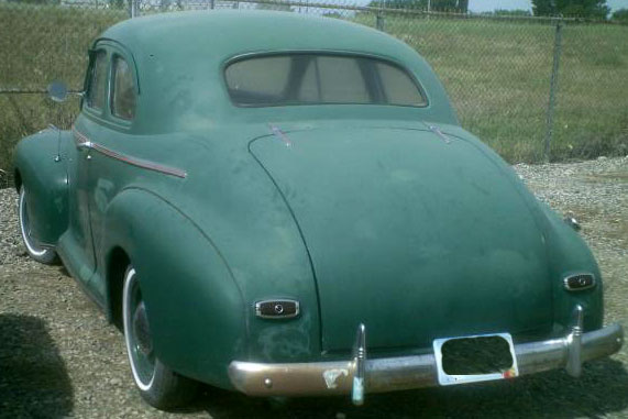 Craigslist 1941 Chevy Coupe Left Door For Sale.html ...