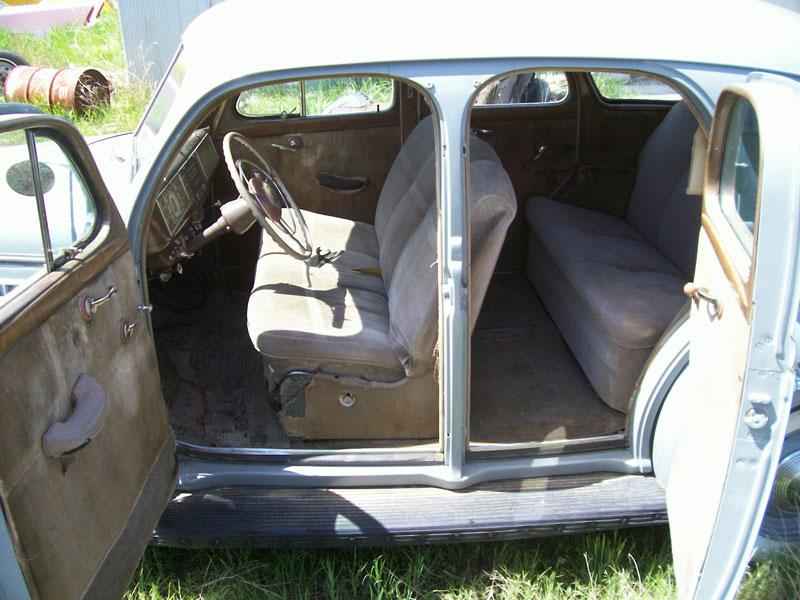 1939 Desoto Series S 6 Custom 4 Door Touring Sedan For Sale