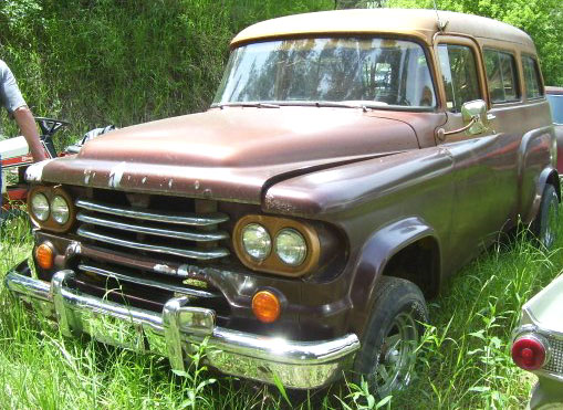 1959 dodge series m6 d100 1 2 ton 2 door town wagon for sale. Black Bedroom Furniture Sets. Home Design Ideas