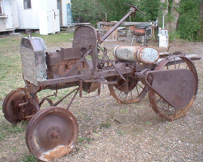 Farm Tractor Transmission : Ford model t farm tractor conversion for sale
