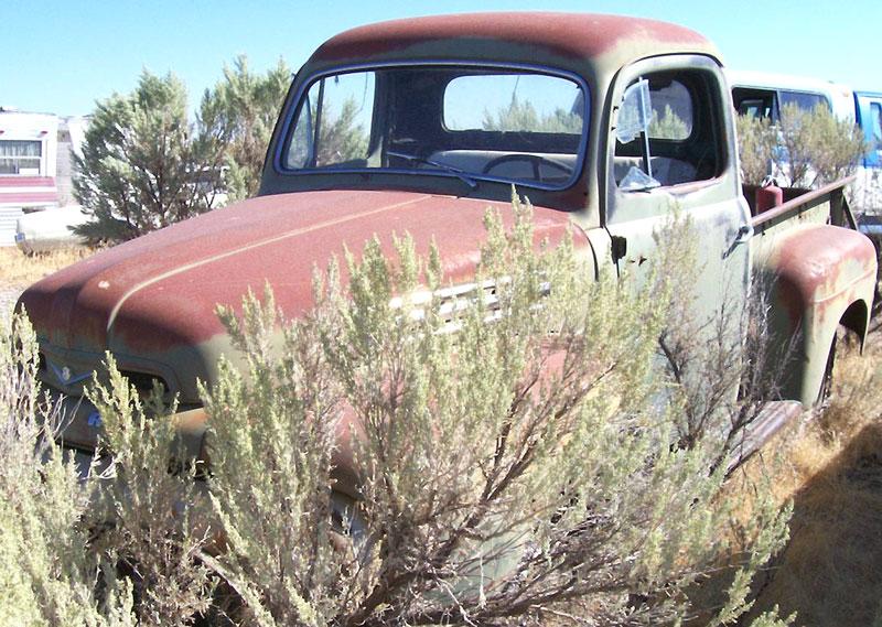 Restorable Ford Trucks For Sale