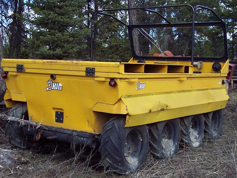1970 KID 8X8 Amphibious ATV All-Terrain-Vehicle For Sale