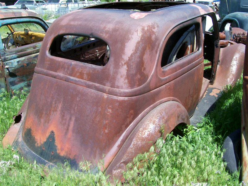 1936 ford 2 door slant back sedan for sale