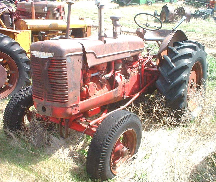 Farmall Super M Tractor Craigslist