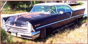Go to 1957 Lincoln Premier 2 door hardtop for sale $9,500