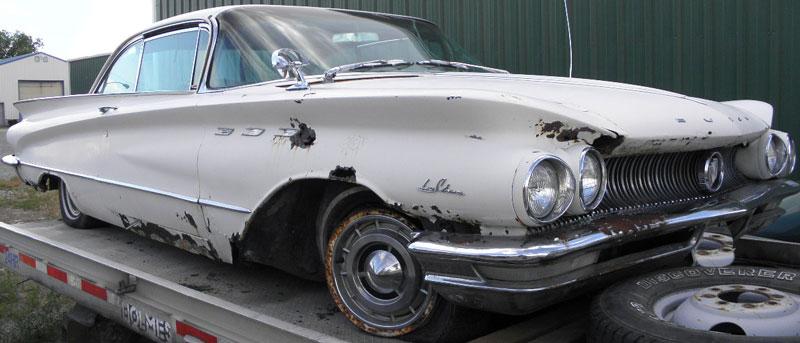 Buick Lesabre Ht on 1957 Buick Super 2 Door
