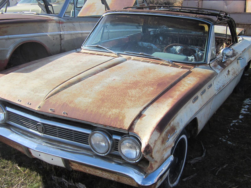 Restorable Buick Classic & Vintage Cars For Sale 1955-88