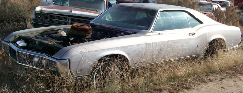 Restorable Buick Classic & Vintage Cars For Sale 1955-79