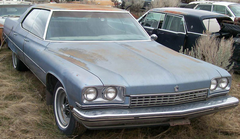 1973 Buick Electra Limited 4 door hardtop for sale $3,500