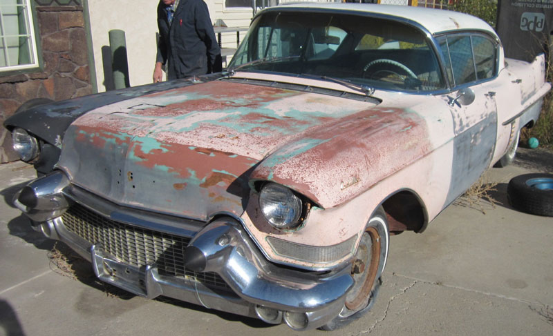 Restorable Cadillac Clic Project Cars For Sale 1955-87