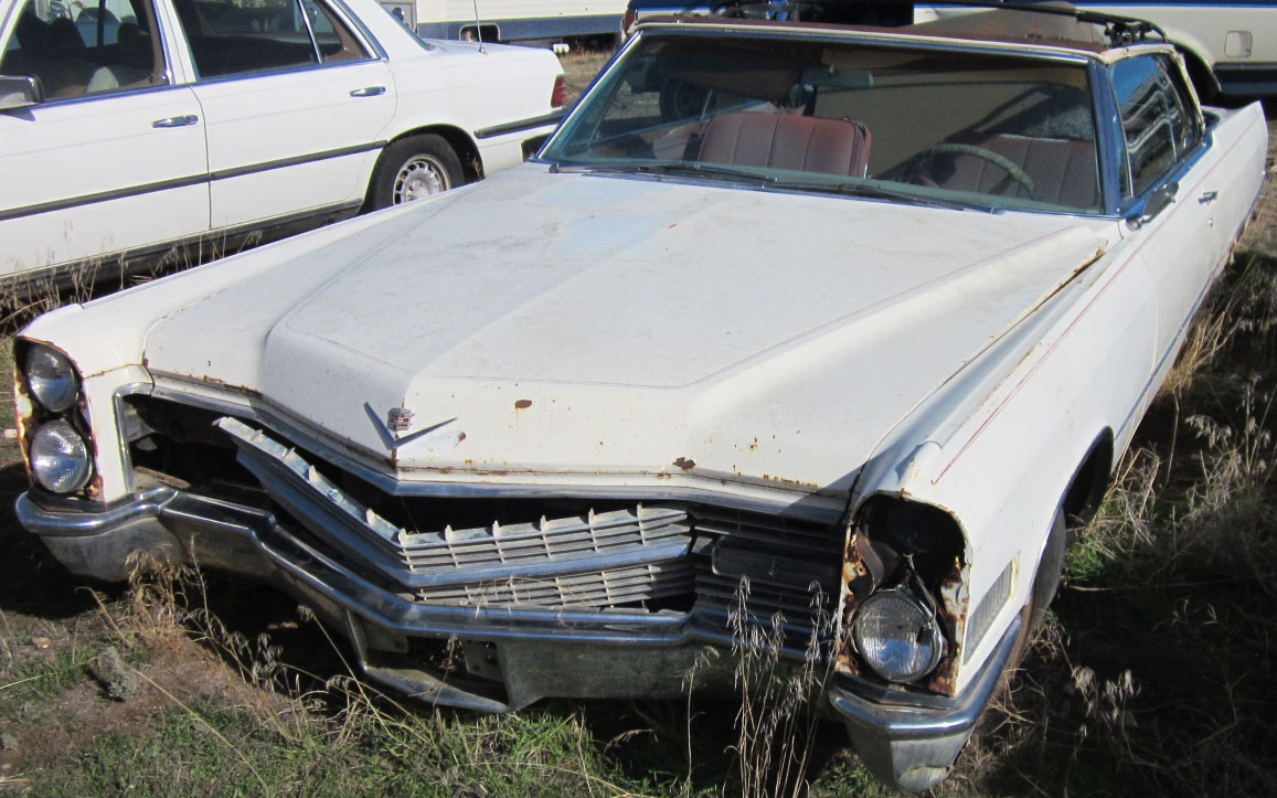 Restorable Cadillac Classic Project Cars For Sale 1955-87