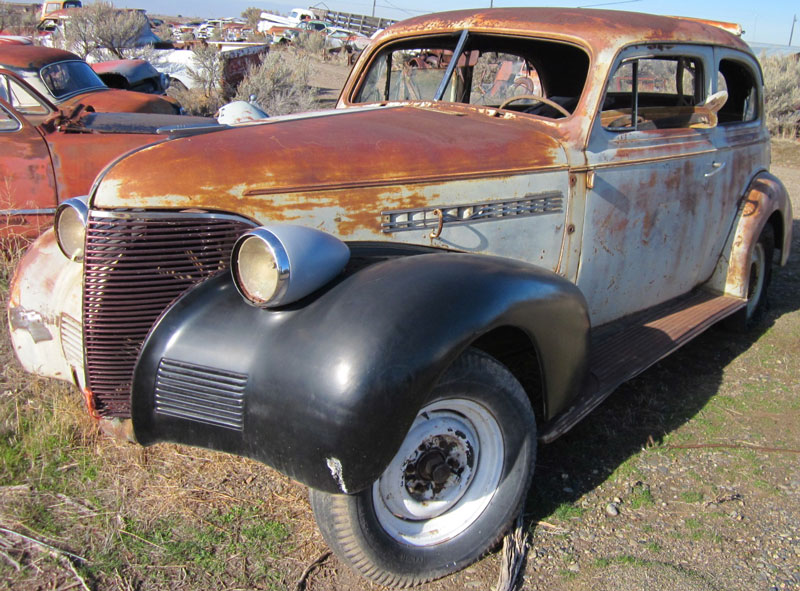 Restorable chevrolet classic and vintage cars for sale for 1939 chevy 2 door sedan