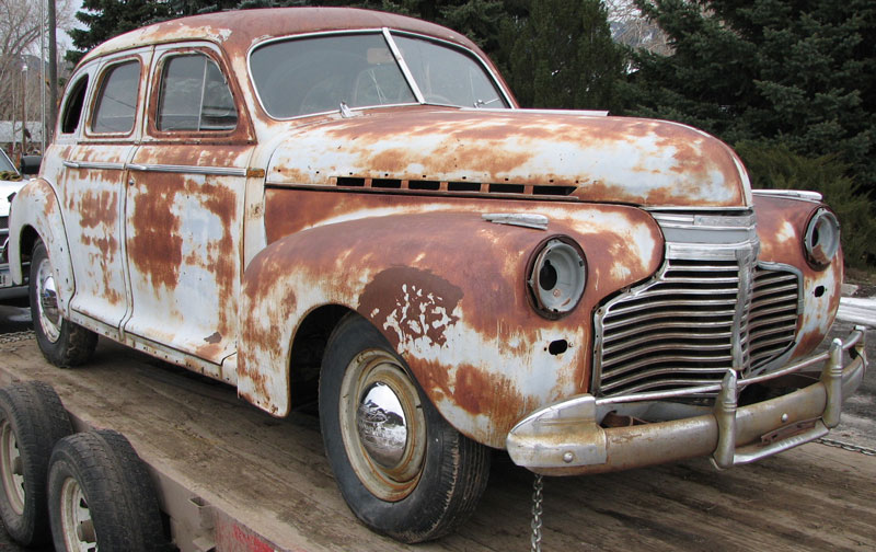 Restorable chevrolet classic and vintage cars for sale for 1941 chevy 4 door sedan