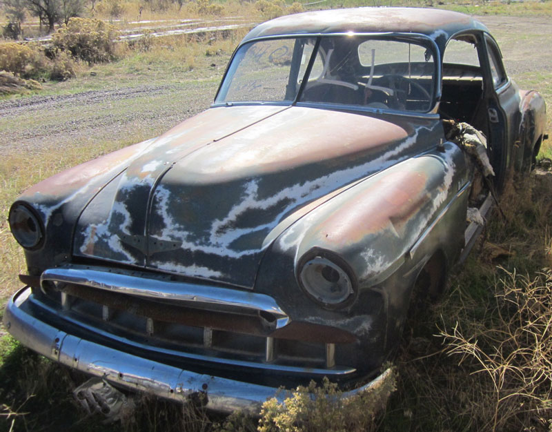 Restorable Chevrolet Classic And Vintage Cars For Sale