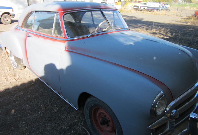 Restored and original chevrolet classic and vintage cars for 1950 chevy 2 door hardtop