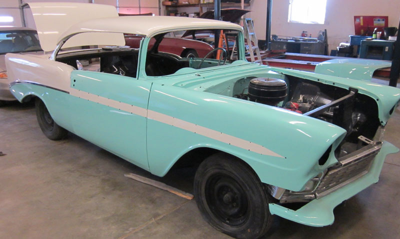 Restorable chevrolet classic and vintage cars for sale 1955 61 for 1956 chevy 2 door hardtop for sale