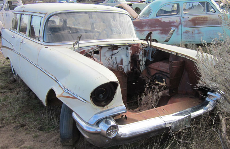 Restorable chevrolet classic and vintage cars for sale 1955 61 for 1957 chevy 4 door wagon for sale