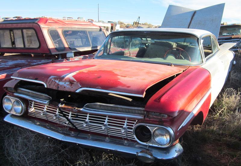 Belair Auto Auction >> 59 Chev Impala 2 Door Hardtop For Sale   Autos Post