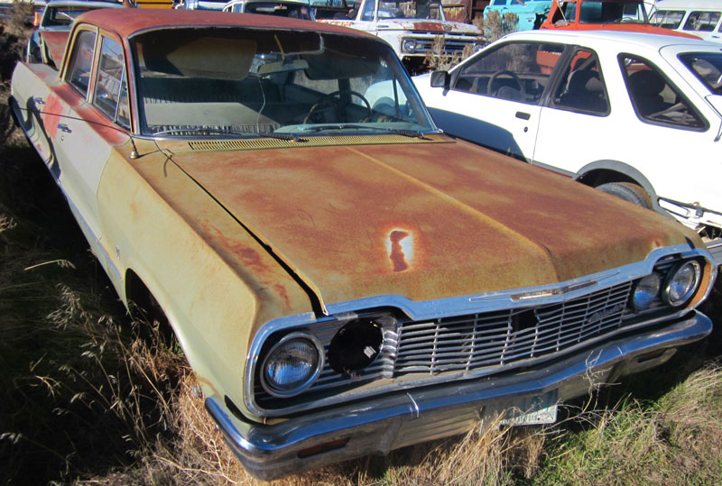 Restorable Chevrolet Classic Project Cars For Sale 1962-65