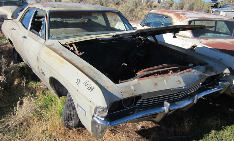 Restorable Chevrolet Classic Cars For Sale 1966-83