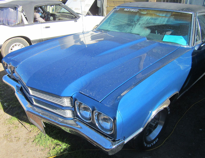 Restored and Original Chevrolet Classic and Vintage Cars For Sale