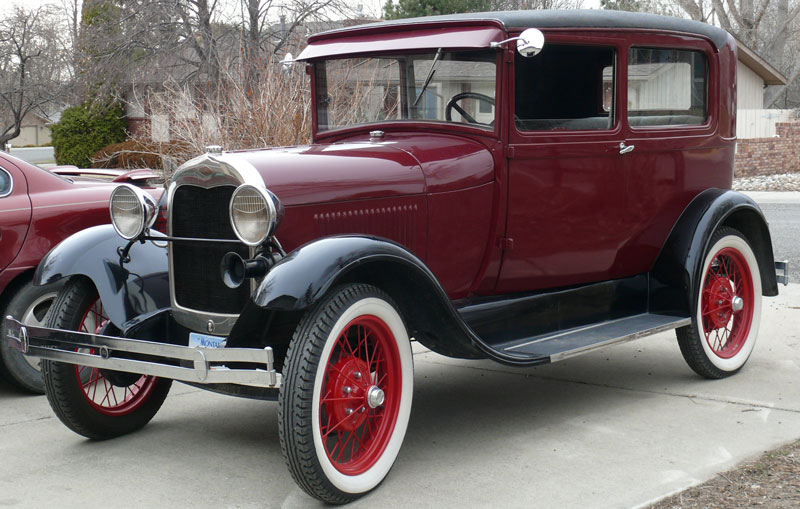 Restored and original ford classic and vintage cars for sale for 1929 dodge 4 door