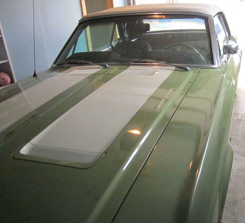 Restored And Original Mustang Classic And Vintage Cars For