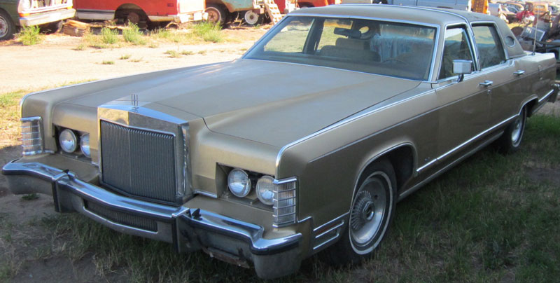 Restored and Original Lincoln Clic and Vintage Cars For Sale