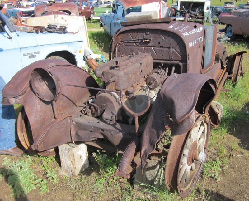 Restorable Other Make Antique And Vintage Vehicles For