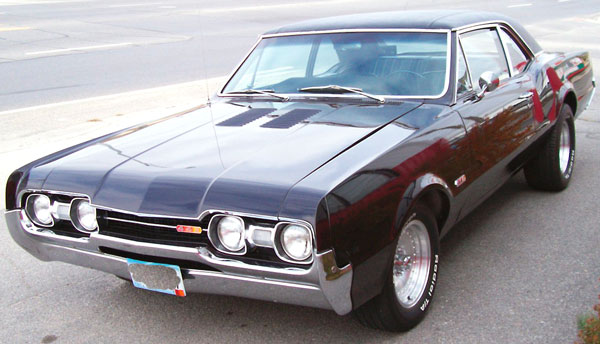 Oldsmobile Cutlass 442 1967 Muscle Cars Pictures