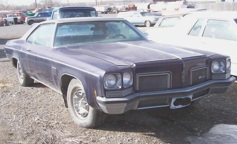 72 oldsmobile delta 88