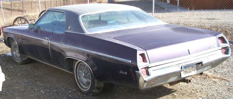 Car Covers Target >> 1972 Oldsmobile Delta 88 2 Door Hardtop For Sale