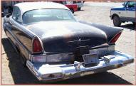 1957 Lincoln Premeiere 2 door hardtop left rear view