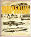 16th Annual Bonneville National  Speed Trials Program 1964