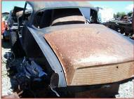 1957 Studebaker Golden Hawk 2 Door Hardtop with Parts Car For Sale builder car left rear view