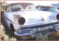 1957 Pontiac Chieftain Catalina 2 door hardtop right front view for sale $4,500