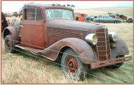 1934 Buick Series 90 Model 91 Four Door Sedan Big Eight Car/Pickup Conversion For Sale $5,500 left front view