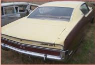 1970 AMC Ambassador SST 360 2 Door Hardtop Coupe right rear view