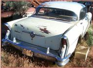 1956 Buick Century Series 60 Four Door Hardtop For Sale $5,000 right rear view