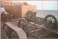 1913 Ford Model T 3 door touring car right front view