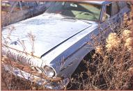 1963 Dodge 440 Series Model TD2M 9 Passenger Station Wagon For Sale $3,000 left front view
