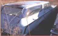 1963 Dodge 440 Series Model TD2M 9 Passenger Station Wagon For Sale $3,000 right rear view