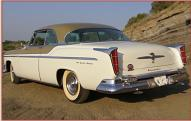 1955 Chrysler New Yorker Deluxe St. Regis 2 door hardtop left rear view