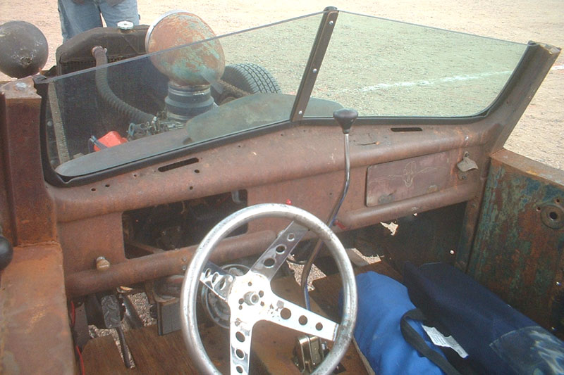 1941 Ford Pickup Old School Rat Rod Pickup For Sale