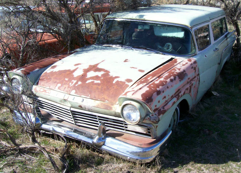 1957 Ford Wagon for Sale