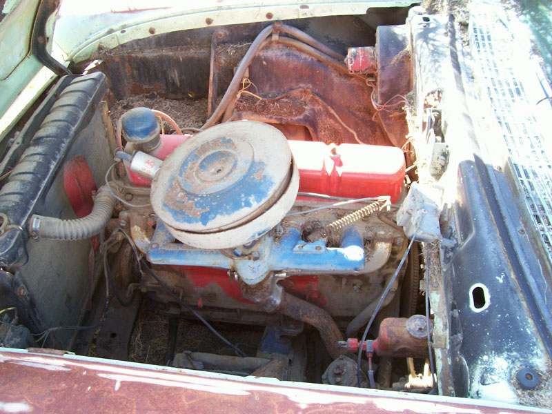 1957 Ford Ranch Wagon 2 Door Station Wagon For Sale