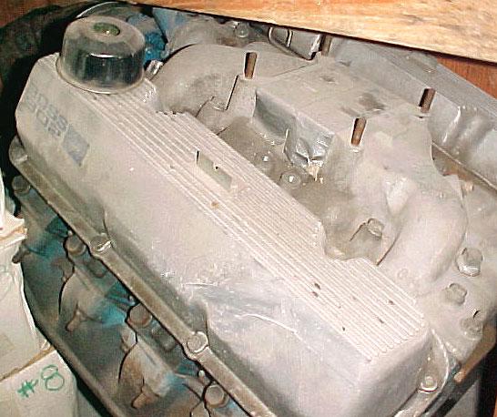 1969 Ford Mustang Boss 302 GCode V8 Motor For Sale