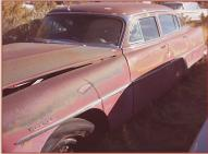 1954 Hudson Hornet Model D 4 Door Sedan left front view